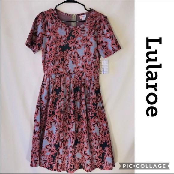 LuLaRoe Dresses & Skirts - Lularoe / Amelia Midi Dress